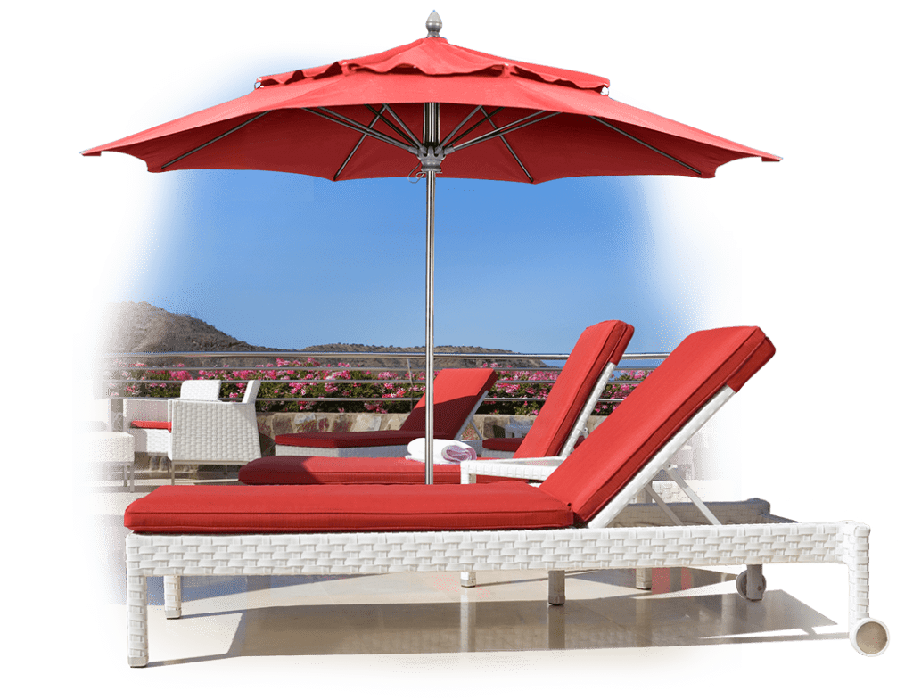 Fiberbuilt Umbrellas – Flexibility is our strength