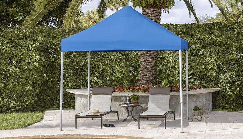 Tents Fiberbuilt Umbrellas - Outdoor table tent