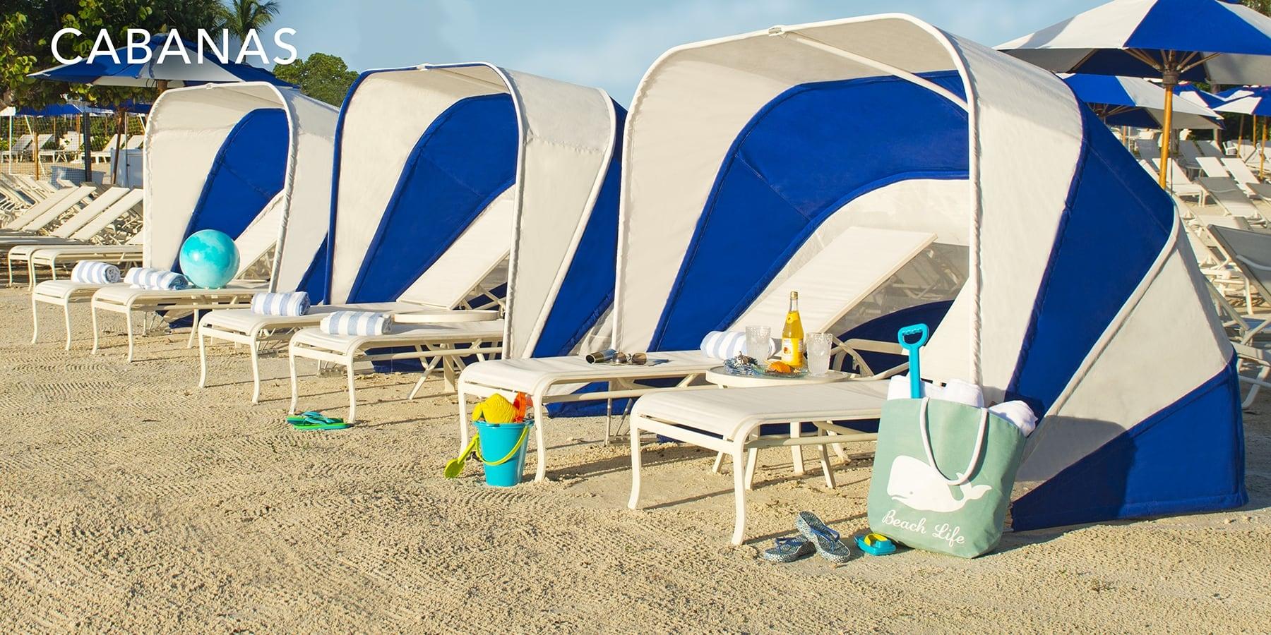 Cabana Fiberbuilt Umbrellas