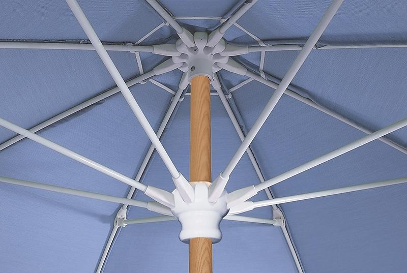 Beach Fiberbuilt Umbrellas